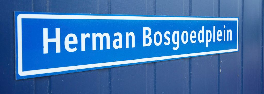 Bord Herman bosgoed