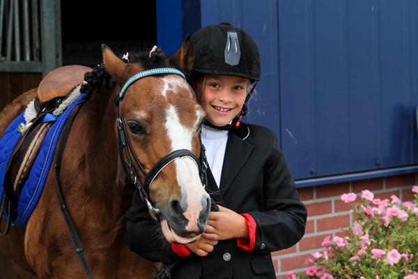 Stal bosgoed pony manege